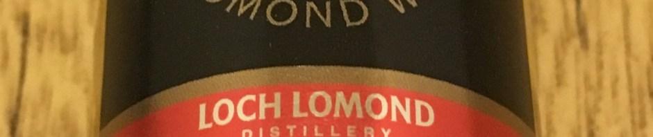 Loch Lomond Single Grain Bottle