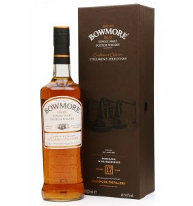 bowmore 17 years old stillmen's selection distillery exclusive