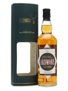 ardmore 1996 bottled 2014 gordon and macphail whisky G&M