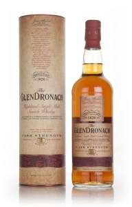 the glendronach cask strength batch 6 whisky