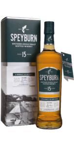 Speyburn 15 Year Old Bottle