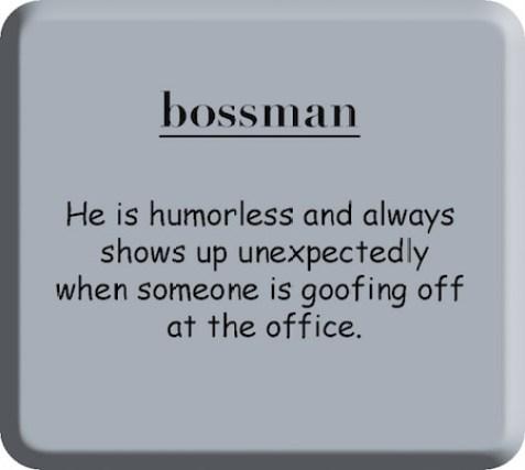 bio boss text