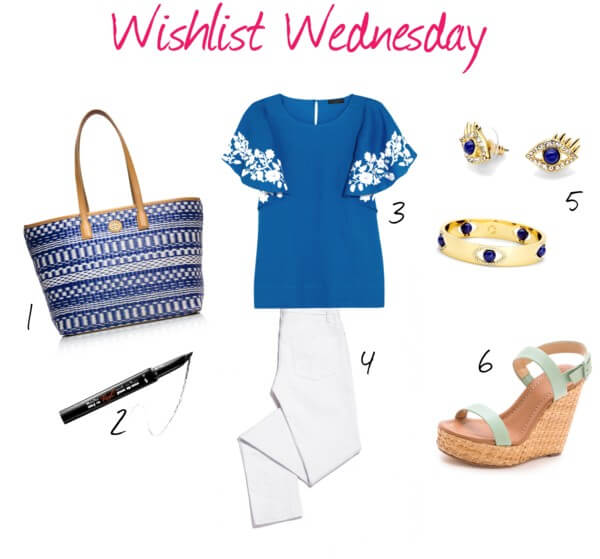 Wishlist Wednesday – Still Loving the Blues!!