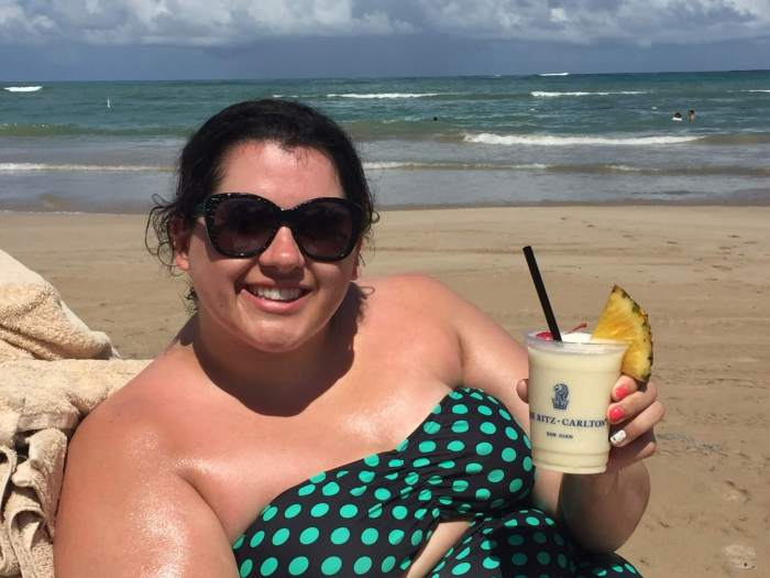 Having a pina colada at the beach in San Juan Puerto Rico was one of my favorite things to do on my trip there. Check out all of my recommendations, tips and tricks in this SGSB Travel Guide to Puerto Rico.