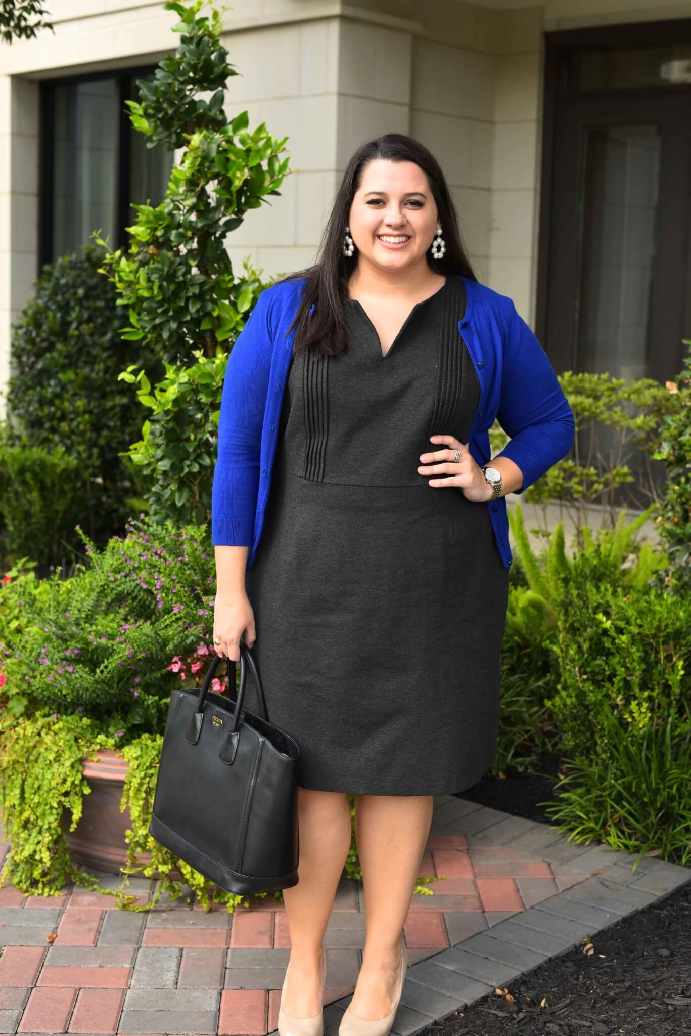I'm sharing my favorite plus size clothing rental service from Gwynnie Bee and how I use it to look chic at work and not wear the same thing multiple times.