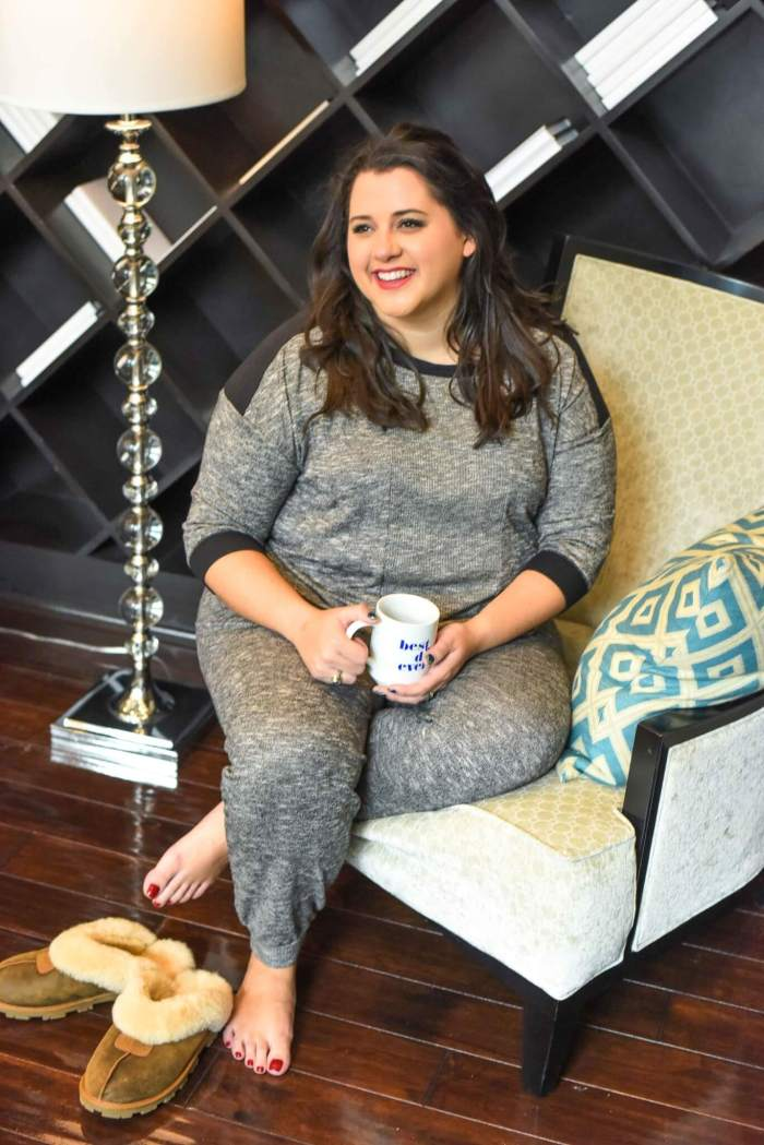 Getting a Better Night's Sleep with Kohl's Plus Size Pajamas