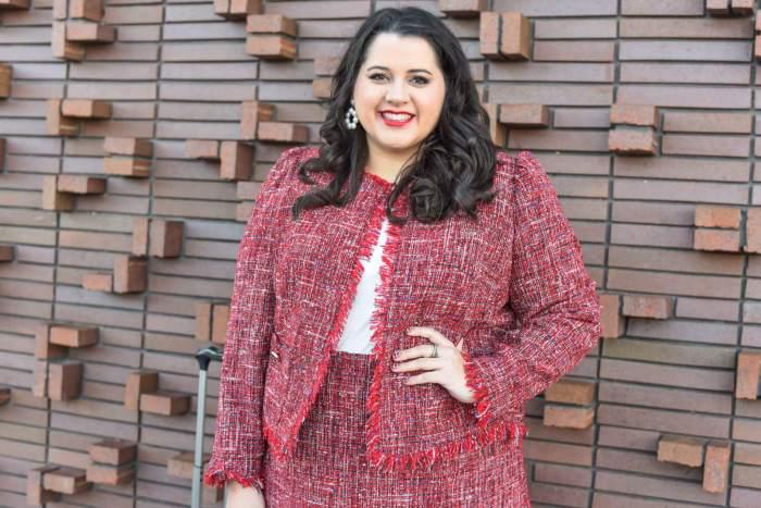 Workwear Wednesday: Chanel-ing Me by popular Houston fashion blogger Something Gold, Something Blue