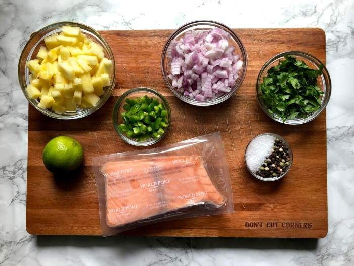 How to Cook Seafood for One + A Salmon Recipe