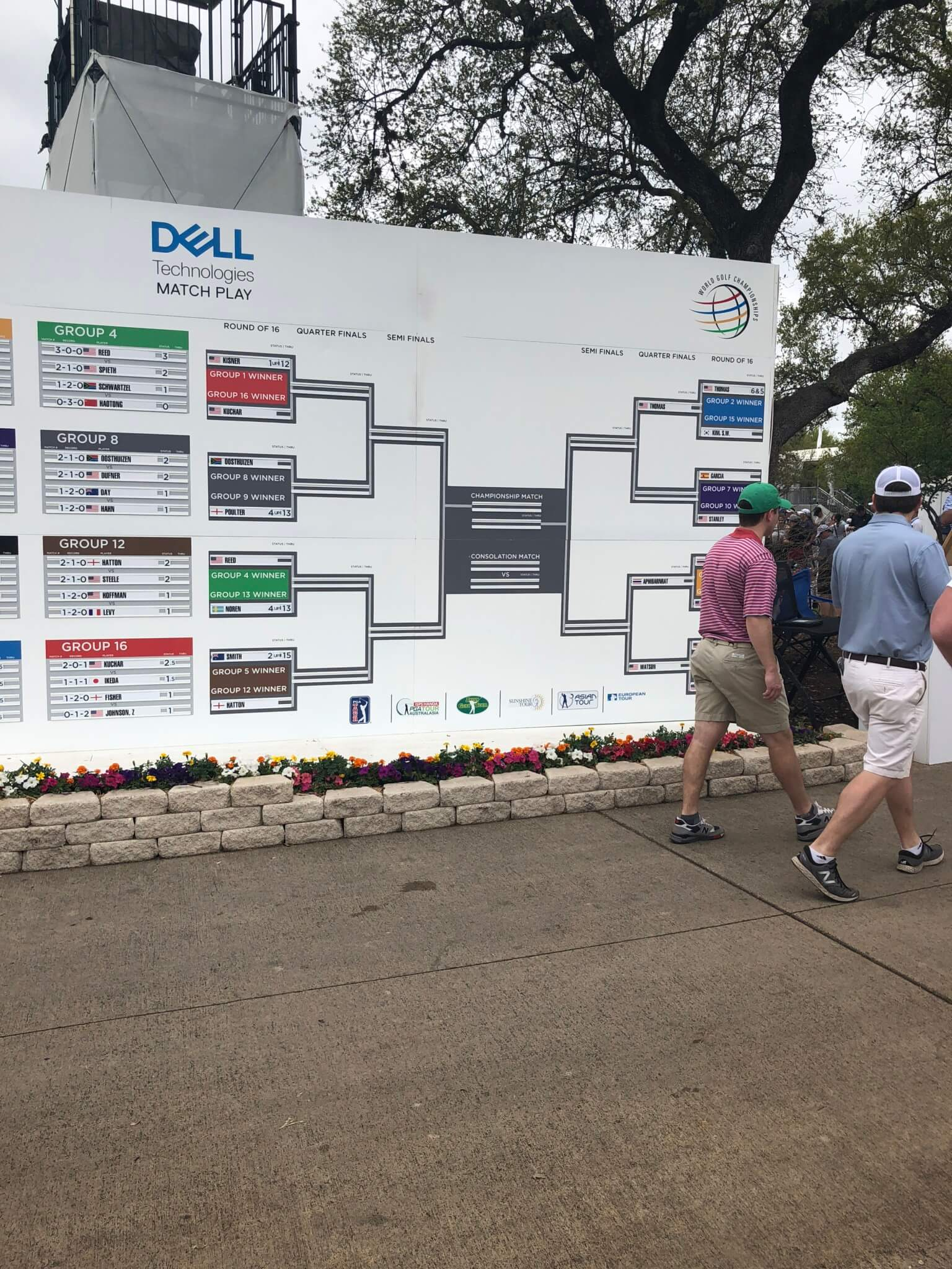 An Amazing Way to Spend a Saturday, World Gold Championships featured by popular Houston blogger Something Gold, Something Blue