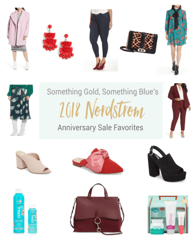 Nordstrom Anniversary Sale 2018 Favorites