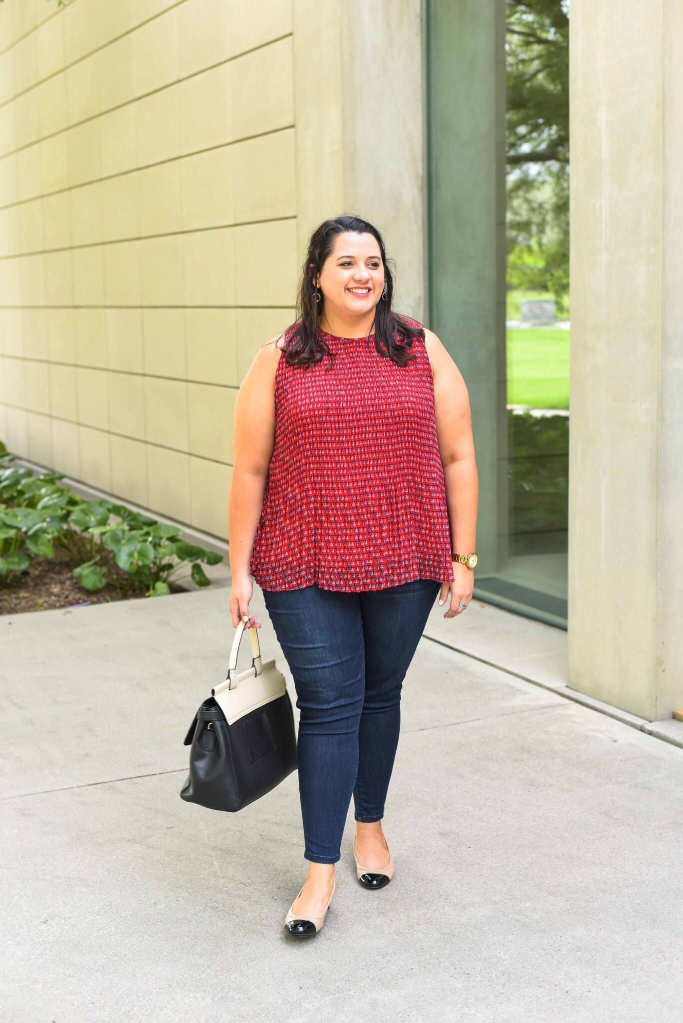 Plus Size Wit & Wisdom Jeans Review