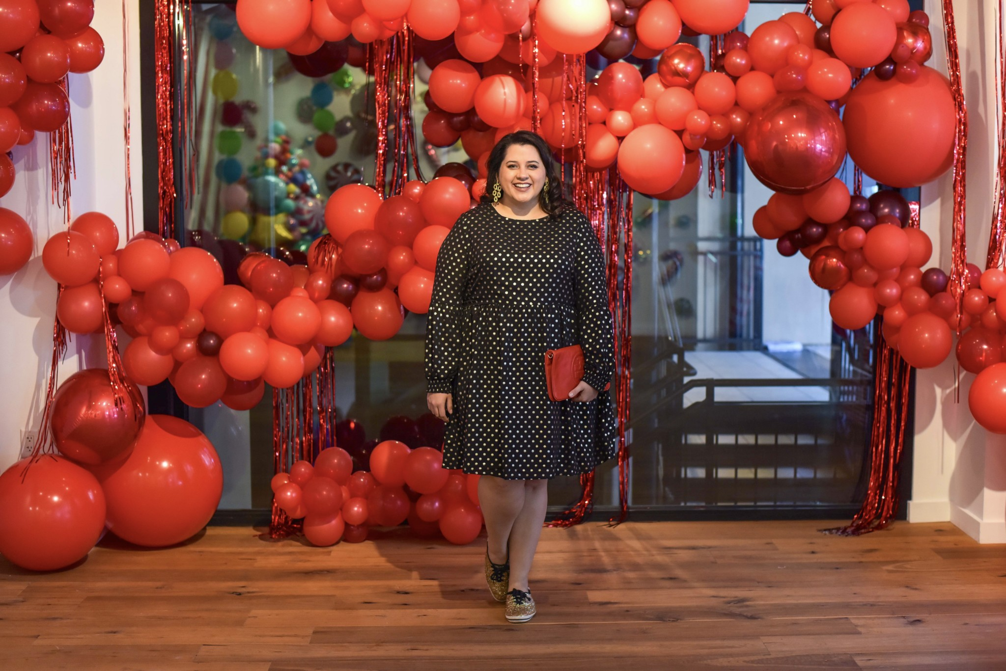 Plus size holiday outfit inspiration