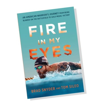 Sunday Book Club: Fire in My Eyes