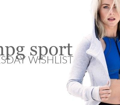 Wednesday Wishlist: MPG Sport