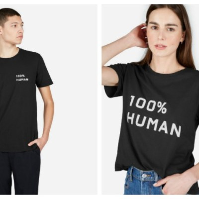 Products with a Cause: 100% Human