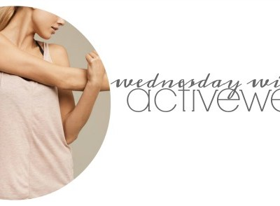 Wednesday Wishlist: Activewear