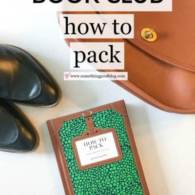 Sunday Book Club: How to Pack