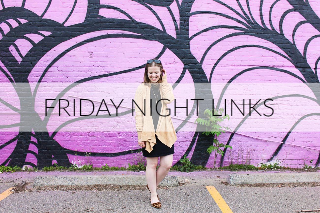 Friday Night Links | Something Good