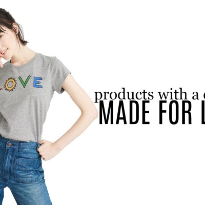 Products with a Cause: Made for Love