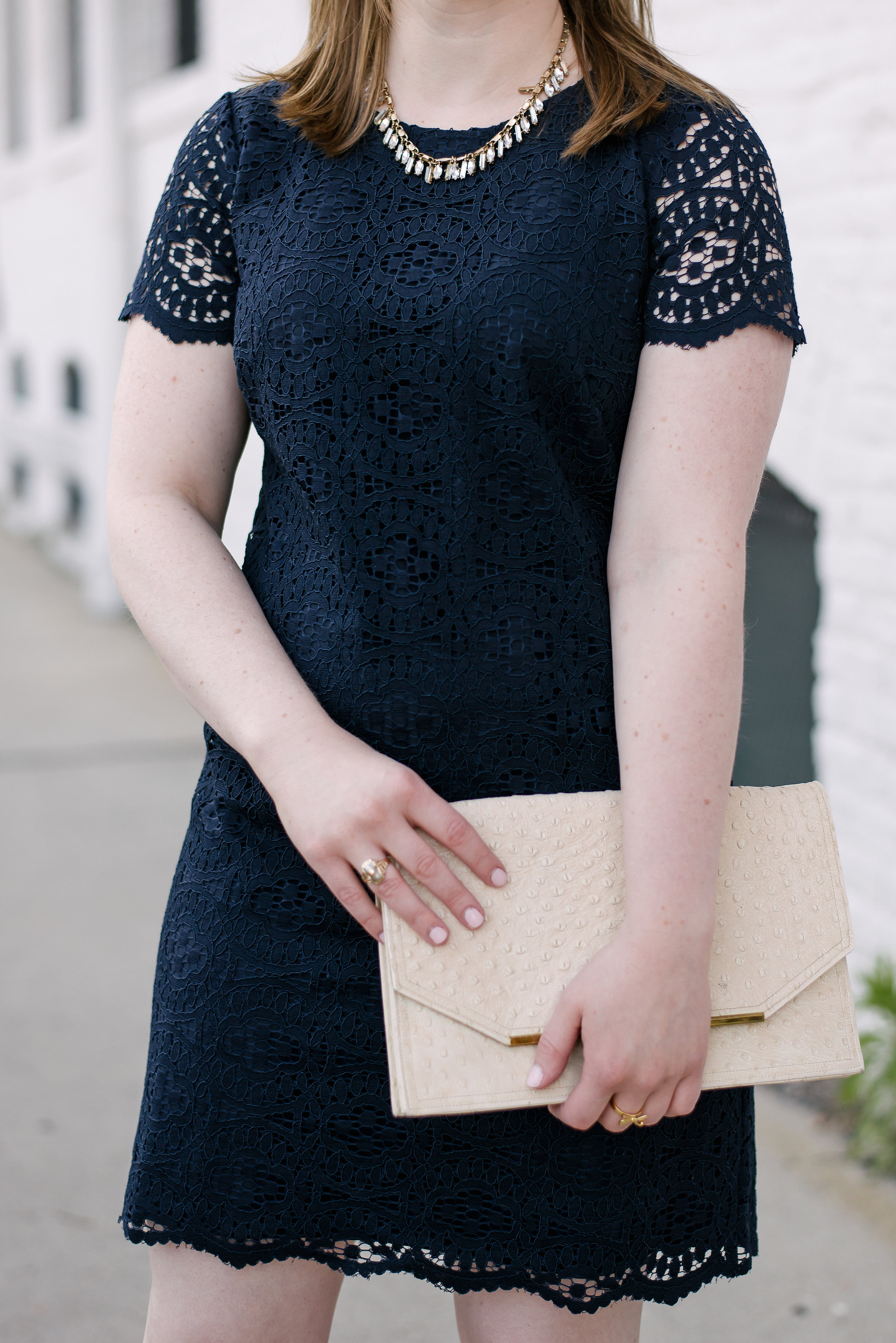 The Best Dresses to Wear to a Wedding | Something Good, @danaerinw , navy lace dress, women's fashion, women's dress, women's style, wedding styles, wedding guest dress