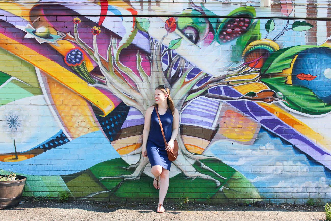 Surviving Summer Heat With A Linen Tank Dress | Something Good, @danaerinw ,