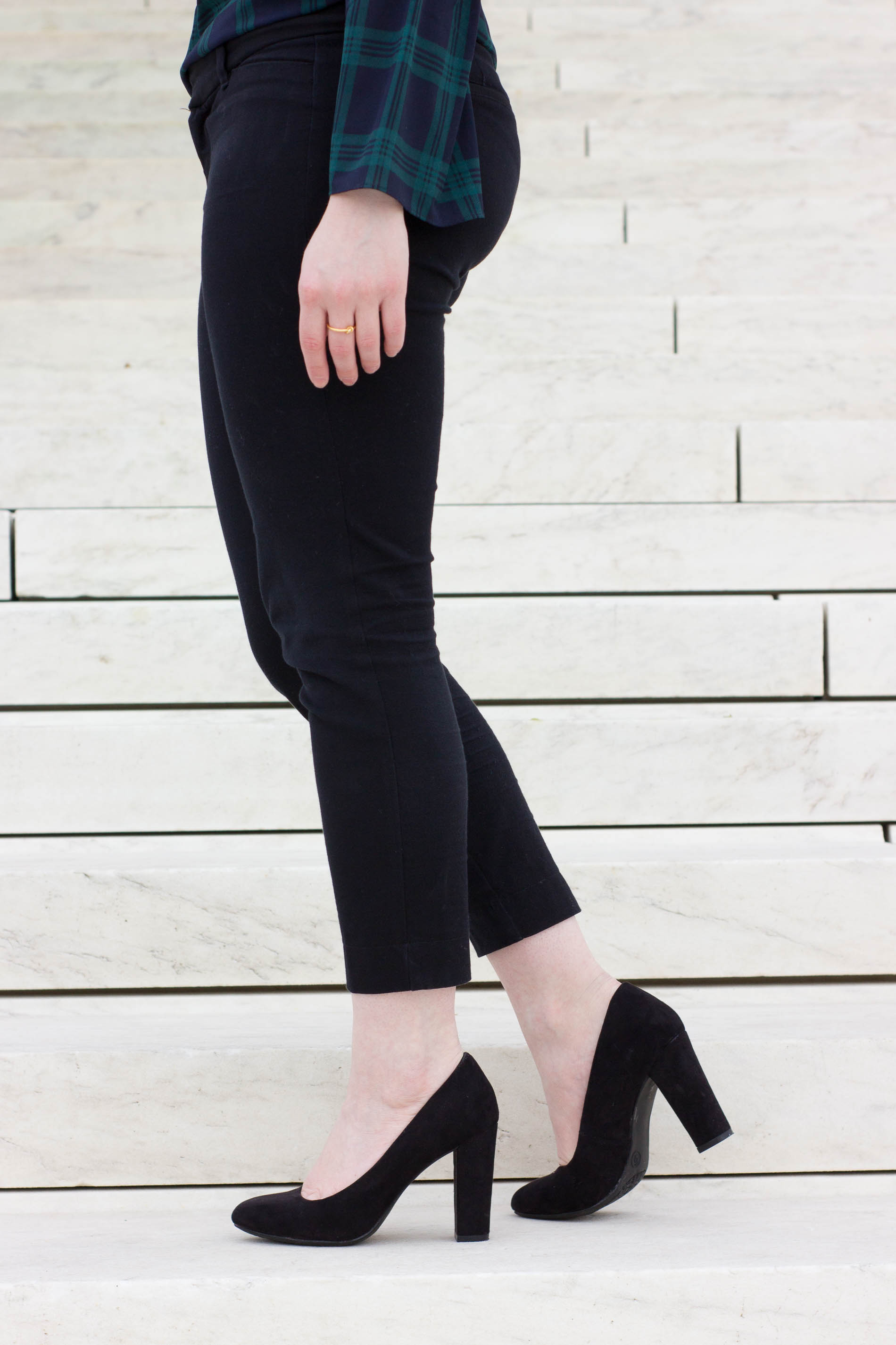 The Office Holiday Party   Something Good, @danaerinw, black pumps