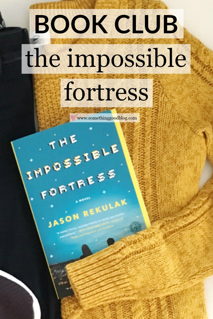 SBC: Perfect Books for Your Next Plane Ride | Something Good, @danaerinw, The Impossible Fortress