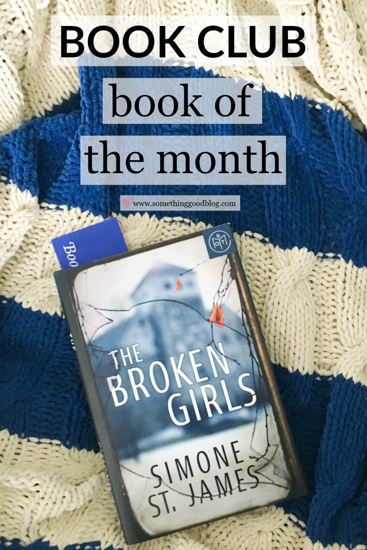 Sunday Book Club Book Of The Month Something Good A Style