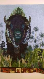 buffalo quilt