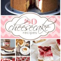 80 Cheesecake Recipes