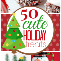 50 Cute Christmas Treats