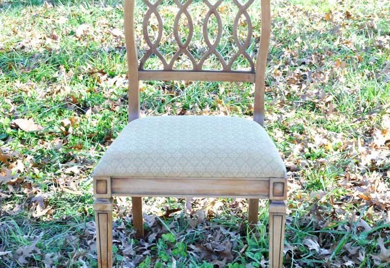 vintage chair rentals DC, VA, MD