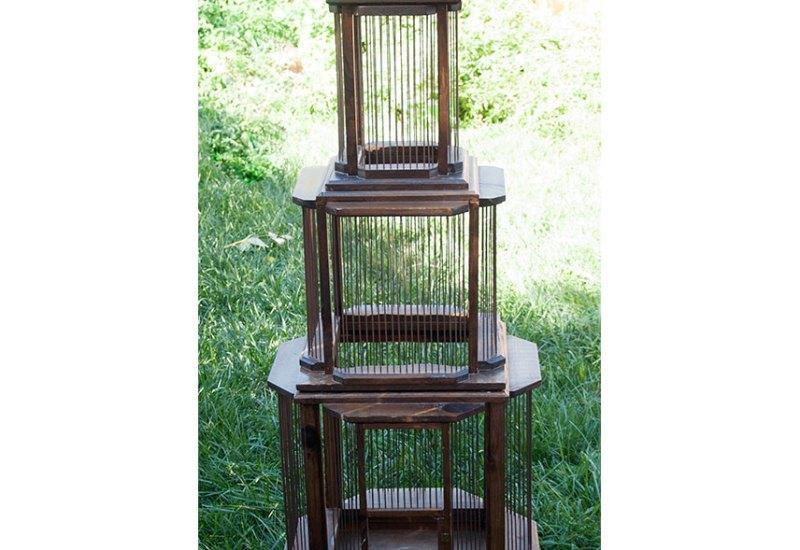 bird cage rental DC