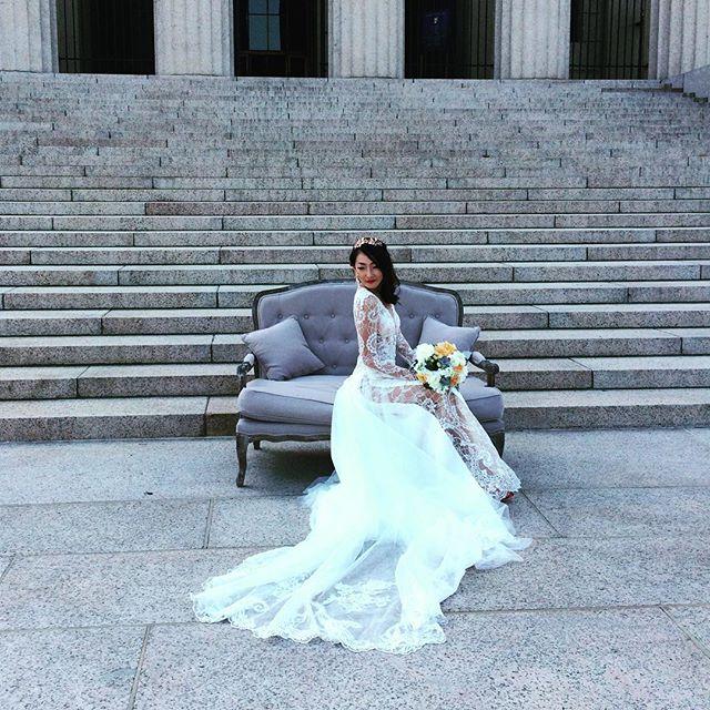 THAT dress! @galialahav