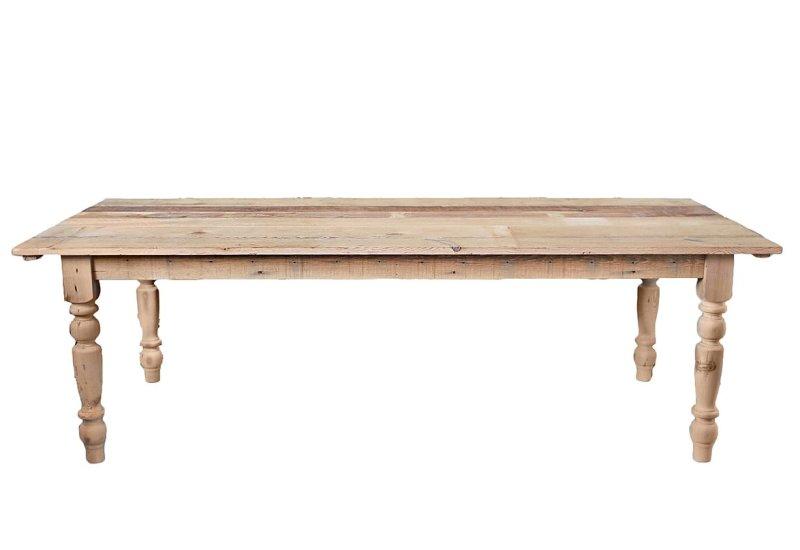 DC Rustic Farm Table Rentals