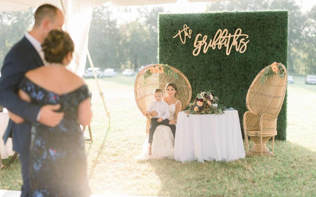 Brandi + Keith || A Fun-Loving October Wedding in Huntingtown, MD