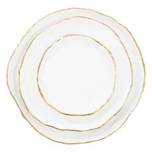 The Bloomington: Handmade Plate Set