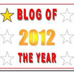 What Does a Blog Award Look Like in a Guy Fawkes Mask?