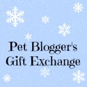 Pet Blogger's Gift Exchange Badge