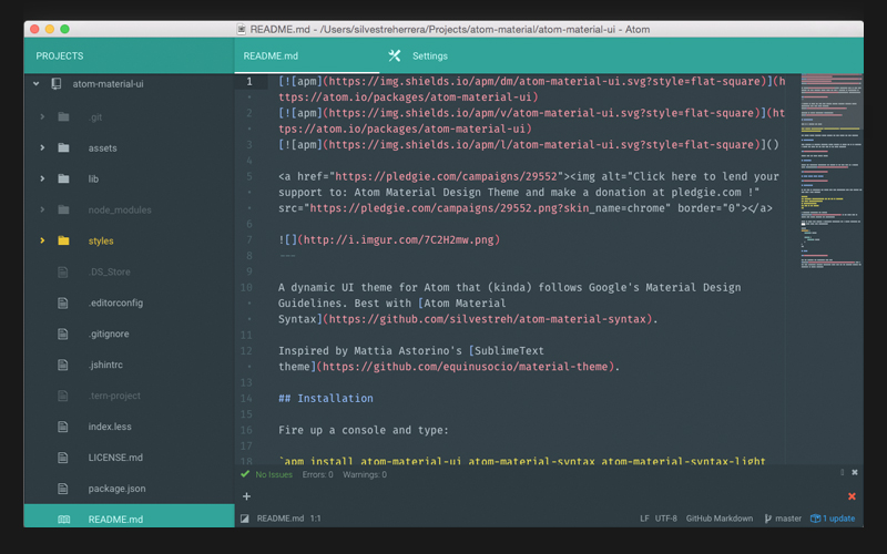 20 Atom Packages for Web Developers • SomeWhat Creative