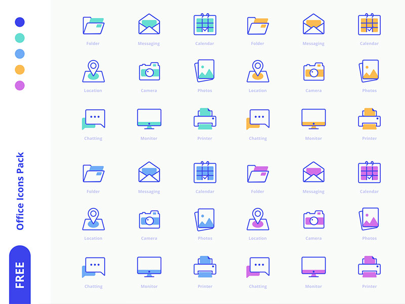 Office Icons Pack