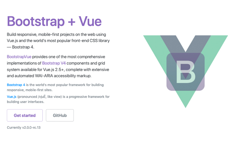 Bootstrap And Vue