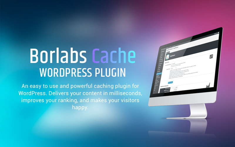 Borlabs Cache Is A WordPress Caching Plugin