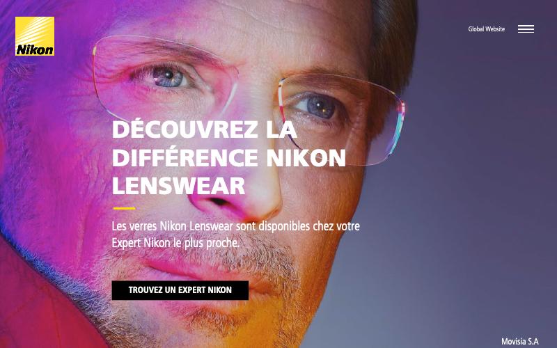 Nikon Lenswear Morocco