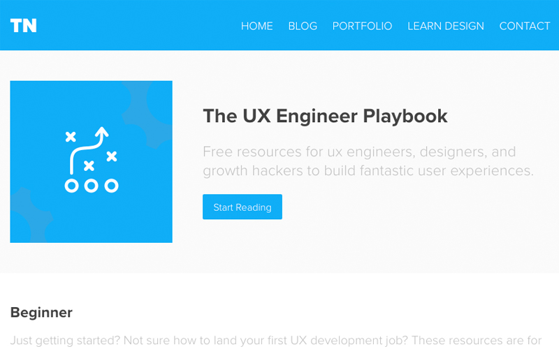 The Ux Engineer Playbook