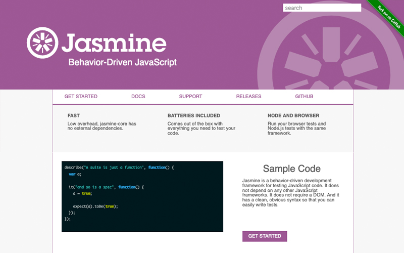Jasmine Behavior Driven Javascript