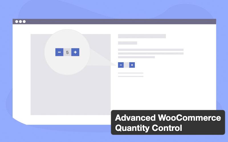 Advanced Woocommerce Quantity Control