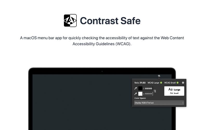 Contrast Safe