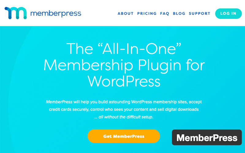 Memberpress Membership Plugin For WordPress