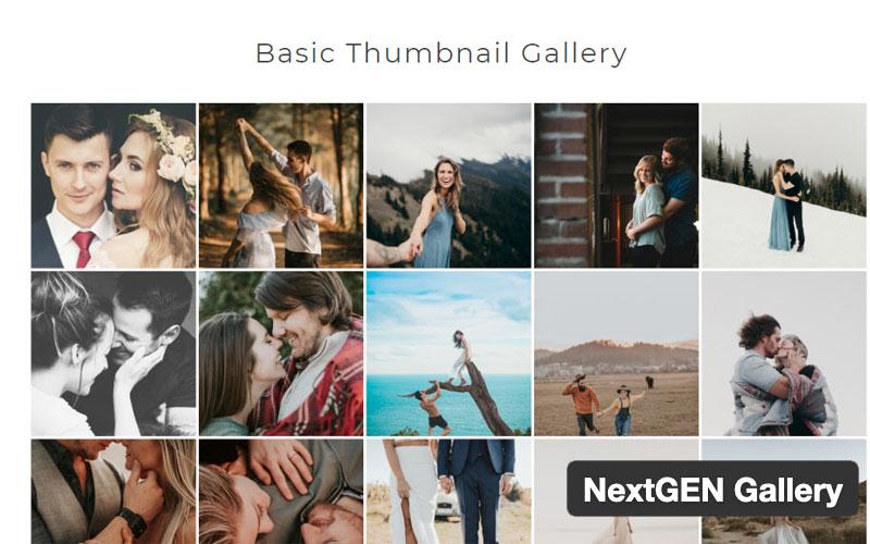 Nextgen Gallery WordPress Gallery Plugin